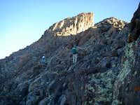 Weeterhorn Peak B