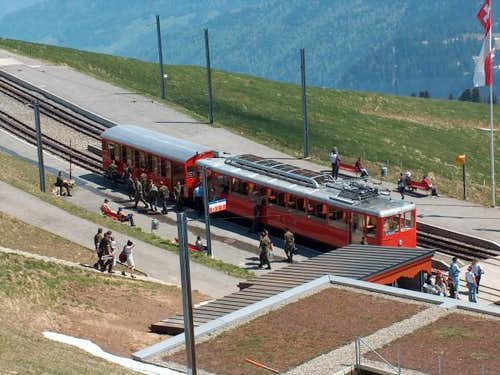 Rigi Railways. A possibility...