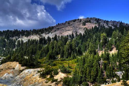 Bumpass Mountain