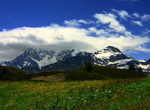 Fletschhorn (3993m)