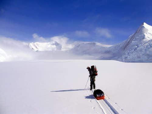 Dater Glacier