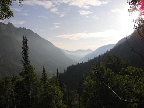 Little Cottonwood Canyon