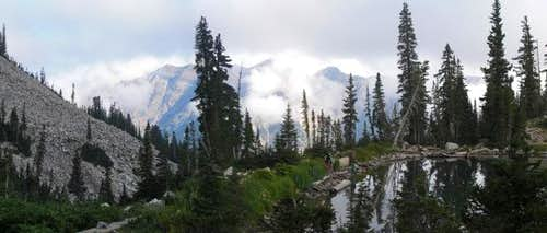 Red Pine Lake Pano