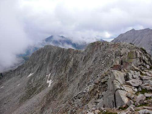 Pheifferhorn Ridge