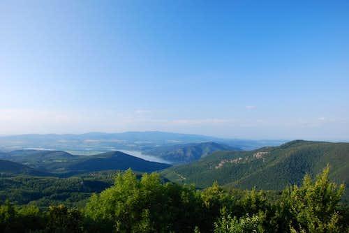 The Duna from Dobogókő