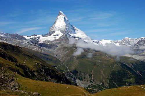The amazing Matterhorn