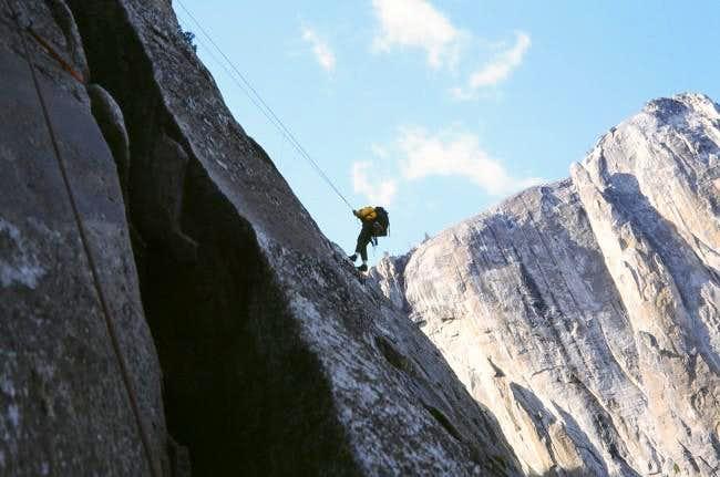 Keith Lober of Yosemite SAR...