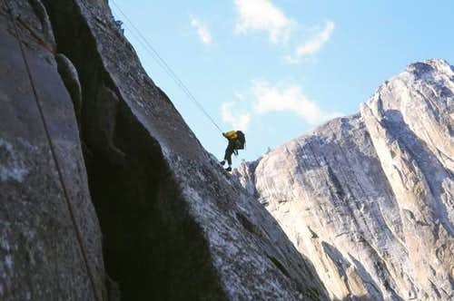 Keith Lober of Yosemite SAR...