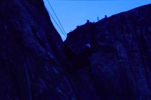 John of Yosemite SAR helping...