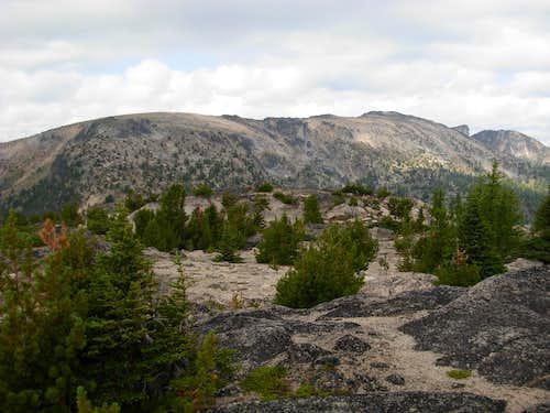 Bauerman Ridge