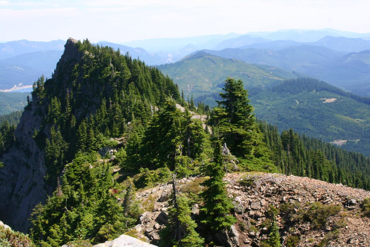 East Peak of Tinkham