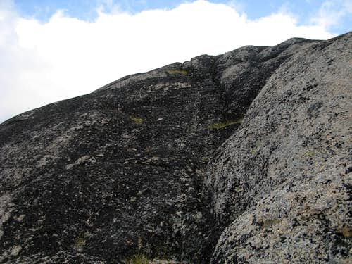 Bauerman Ridge Summit