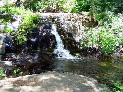 Bohna Peak 06-21-2008