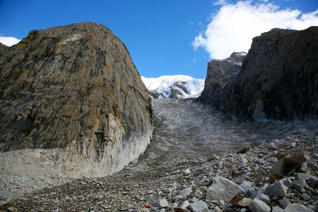 Urdukas Peak, Baltoro Glacier, Karakoram, Pakistan