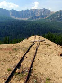 Rail Cart Tracks