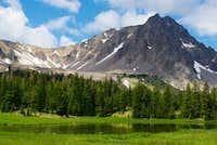 SE aspect of Imp Peak