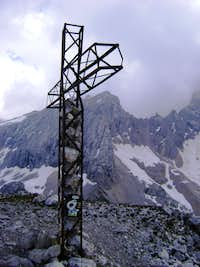 Summit of the Col Ombert