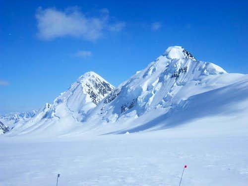 Flat Top Peak & Mt Powdertop