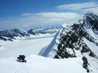 Mt Powdertop West ridge