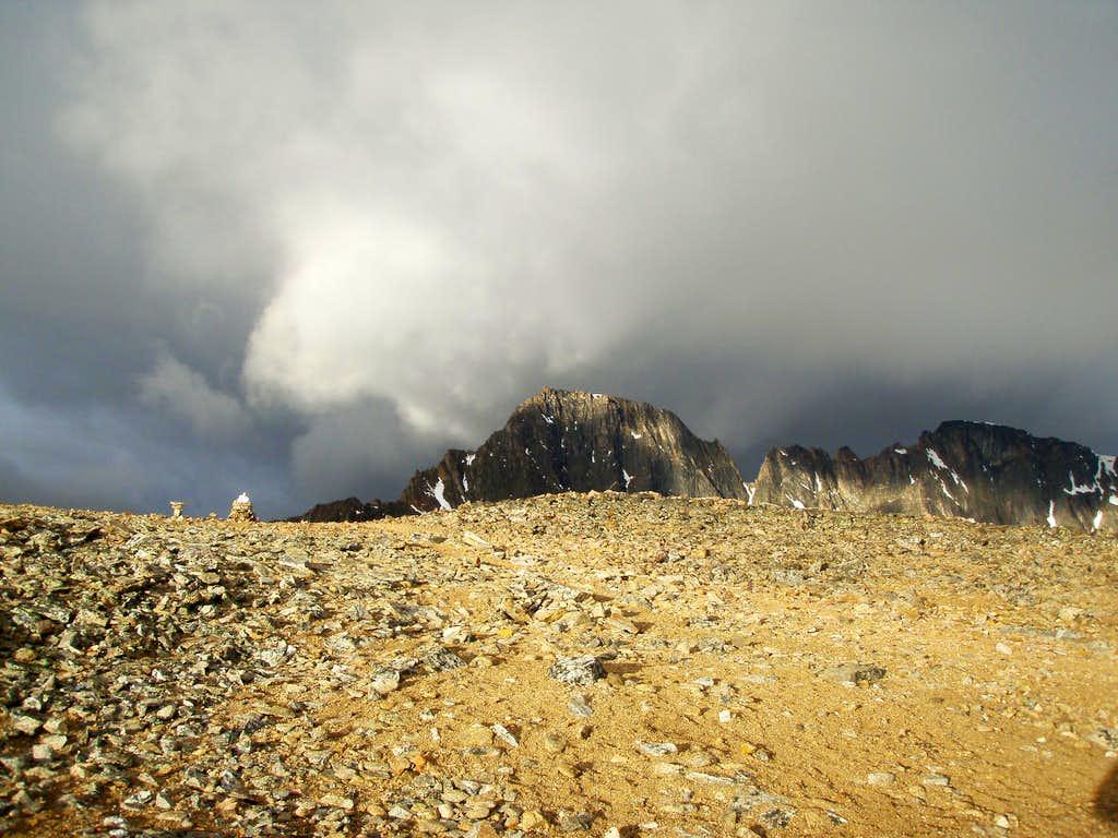 angry granite peak