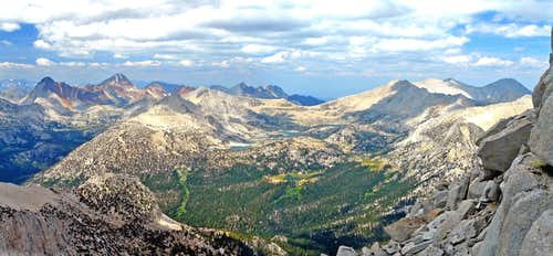 Pioneer Basin, John Muir Wilderness