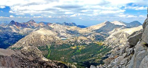 Pioneer Basin, John Muir Wilderness