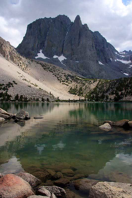 North Fork Big Pine Creek - John Muir Wilderness