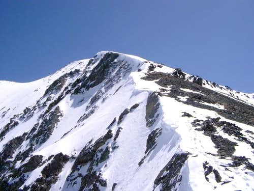 More of the NW ridge.