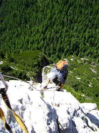 Climbing VF Ettore Bovero