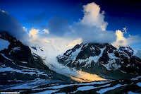 Le Glacier Leschaux