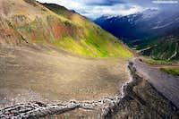 Baksan Valley, Caucasus Mountains