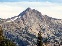 Hawksbeak Peak from the NW