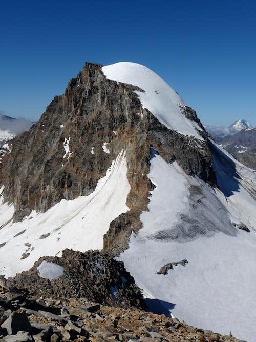 Ciarforon East ridge
