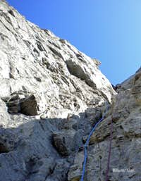 West Face, 5.10RX