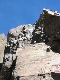 Placa Roja North Ridge