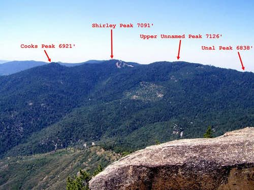 Unal Peak 08-09-2009