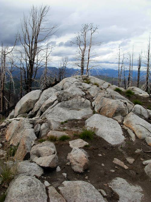 Thunder Mountain Summit