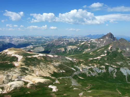 The Uncompahgre Highlands