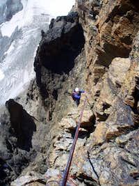 upper part of the soleil levant route