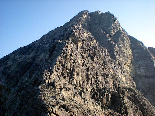 Uto Peak, Southwest Ridge