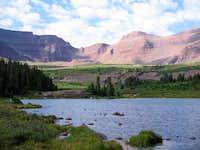 Henry's Fork Lake