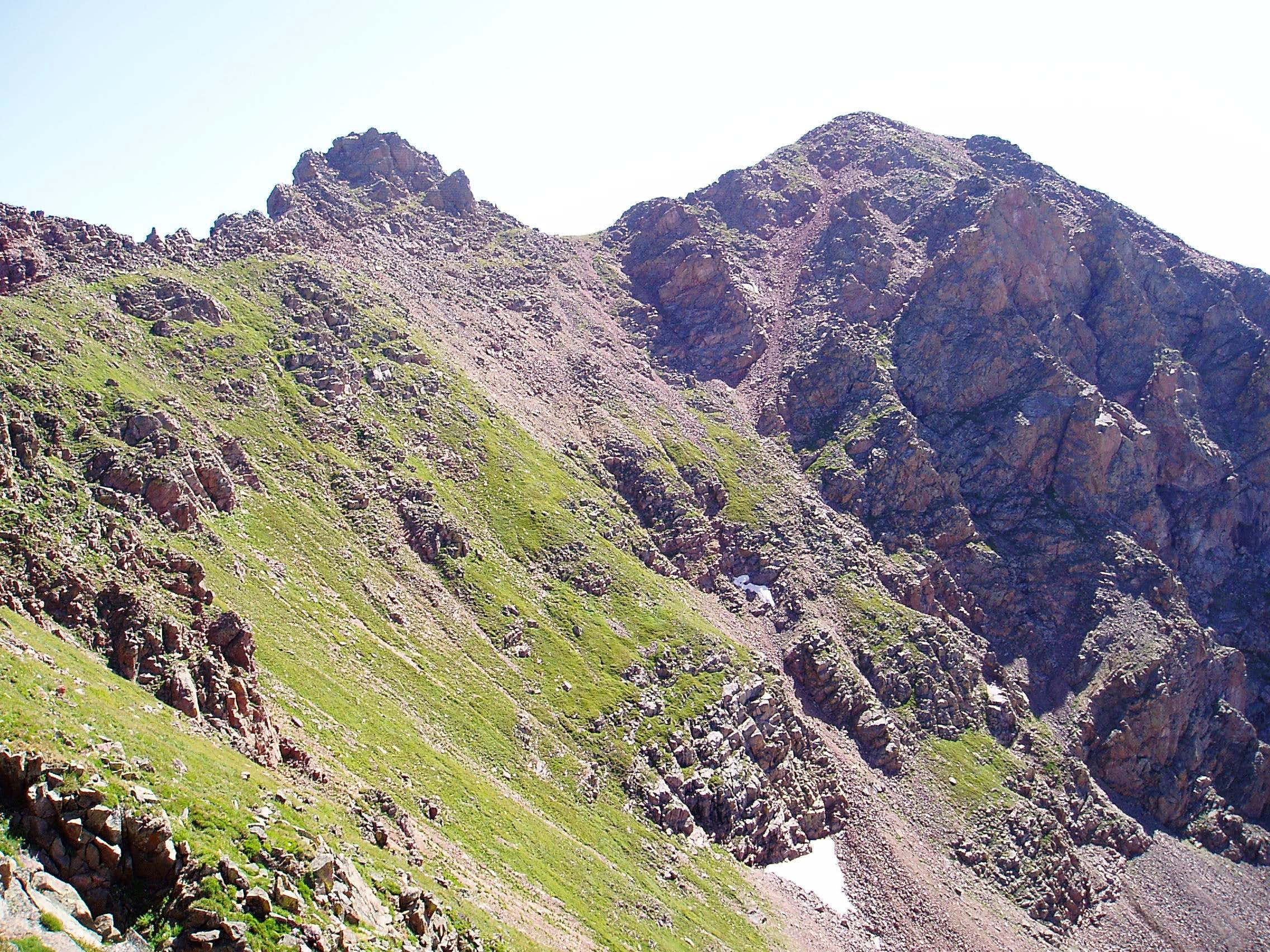 West Ridge Traverse