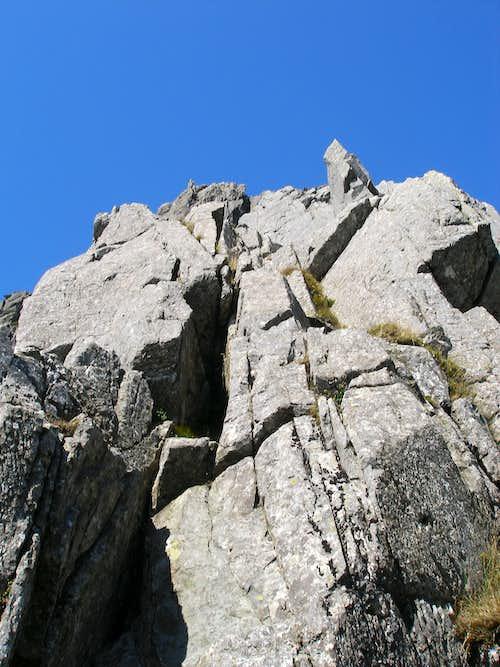 First Pinnacle Rib