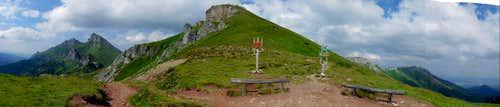 Panoramas from Tatras