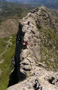 The Benicadell ridge. 2006.06.04