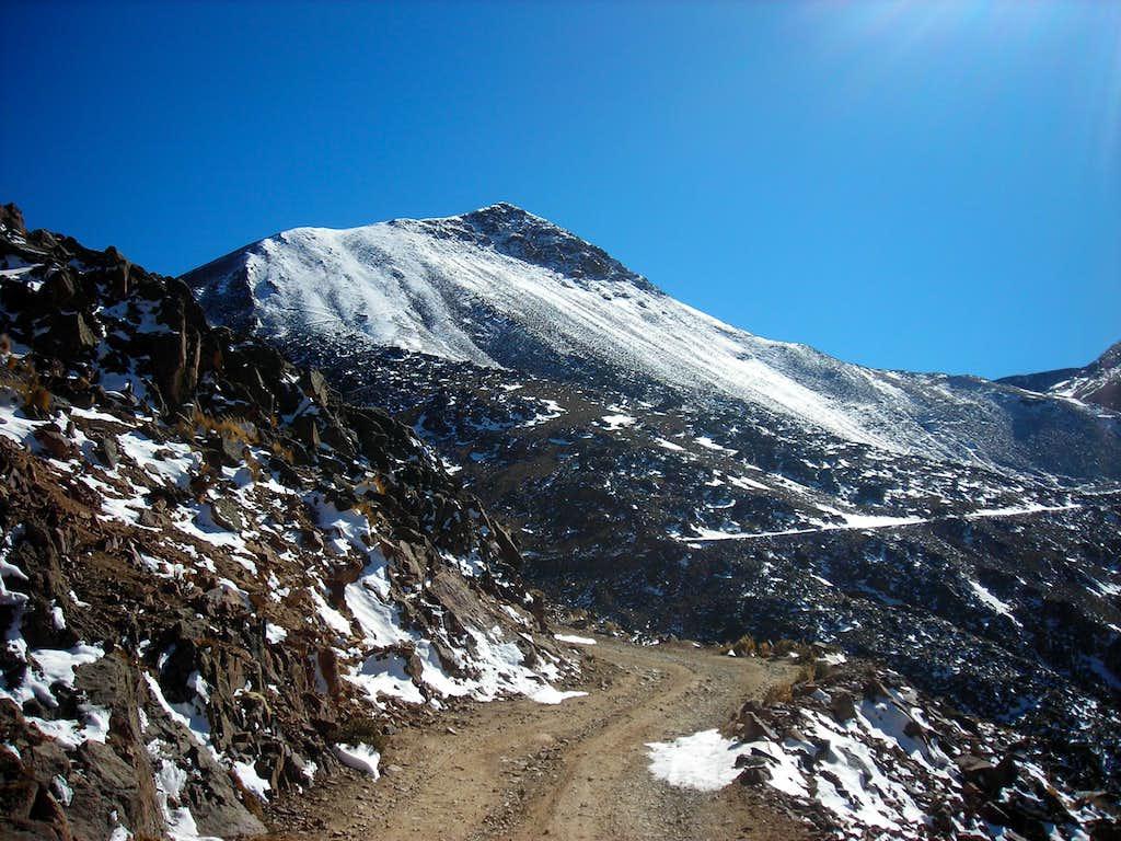 Nevado Chacaltaya(5395m)