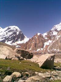 Nobaisun Zom N (6240m) Unclimbed