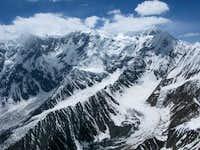 Saraghrar East Face