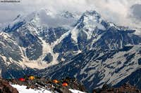 Elbrus Camp