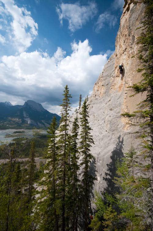 Jasper/Hinton Rock Climbs
